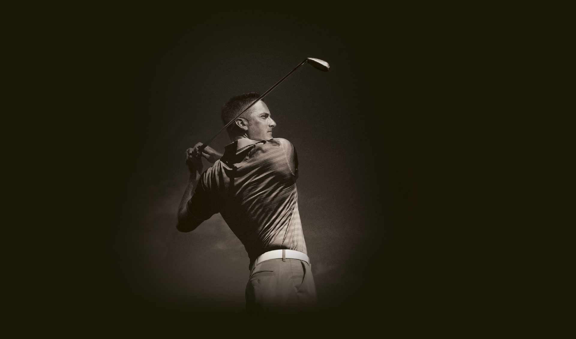 Photo Home Golfeur